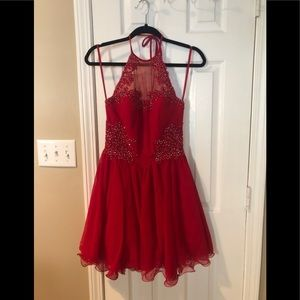 Red Formal / Homecoming Dress